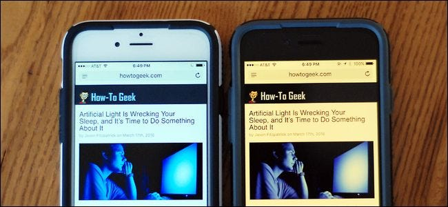 How to Enable Night Shift On Your iPhone for Easy Nighttime