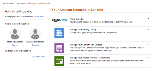 How to Set Up Amazon Household and Share Prime Benefits, Purchased