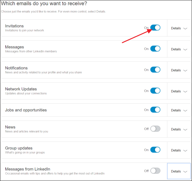 How to Stop LinkedIn's Annoying Emails for Good