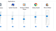 How to Adjust the Volume for Individual Apps in Windows