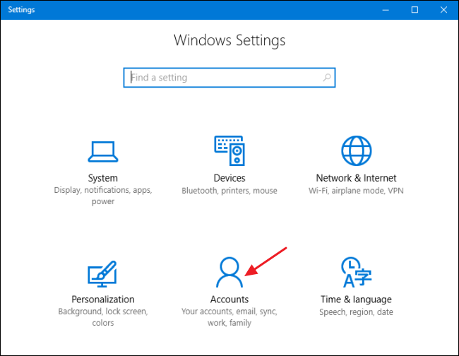 how to change picture on sign in screen windows 10