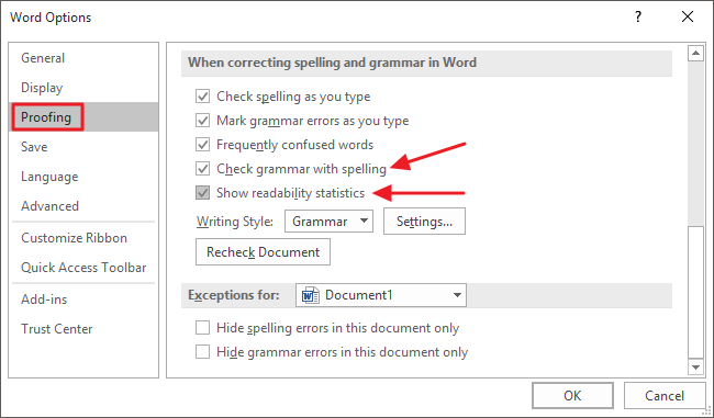 "How to Test the ""Readability"" of Your Writing in Microsoft"