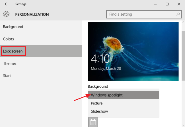 How to Save Windows 10's Lock Screen Spotlight Images to