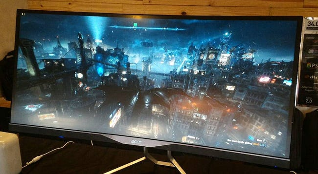 All About Ultrawide Monitors The Latest Trend In Gaming