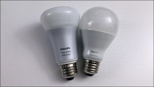 The Difference Between All Of Philips Hue Light Bulbs