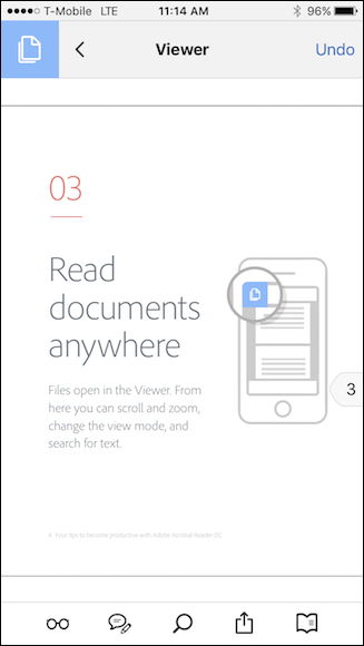how to create a pdf file on iphone free