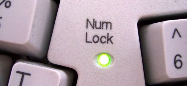 how to enable num lock automatically when your computer boots