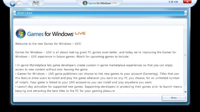 games for windows live anmelden pc
