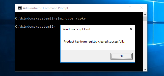 where is the windows 10 product key in the registry