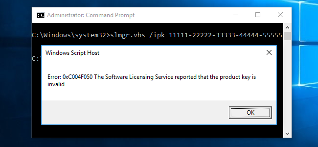 virtualbox windows 7 product key invalid