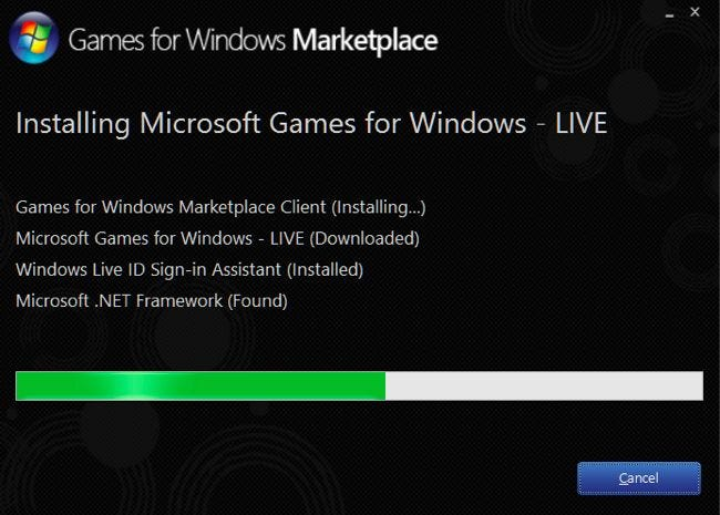 games for windows live product key already registered