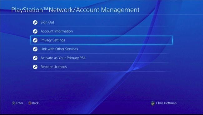 how to delete your playstation 4 account