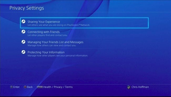 how to change your playstation online name