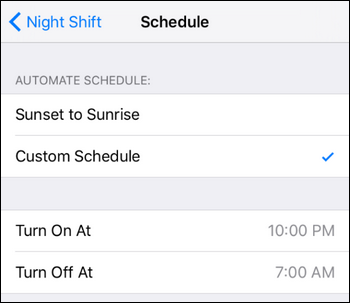 How to Enable Night Shift On Your iPhone for Easy Nighttime Reading