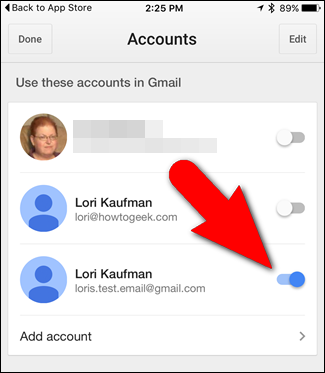 how to get your google contacts on iphone