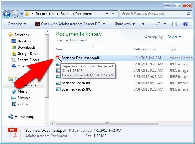 how can i write on a pdf file Steps on saving a pdf file to your computer instead of having it open in adobe reader  which will create a new pdf file that you can save to your computer.