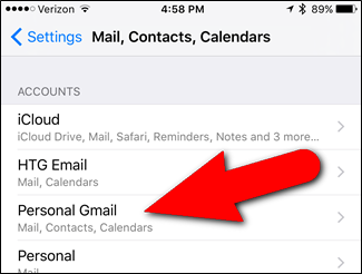 How to Sync iOS 9's Notes with Your Gmail Account - Image 4