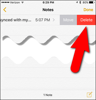 How to Sync iOS 9's Notes with Your Gmail Account - Image 16