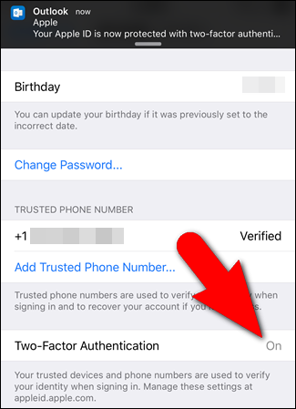 How To Set Up Two Factor Authentication For Your Apple ID Ilicomm Technology Solutions