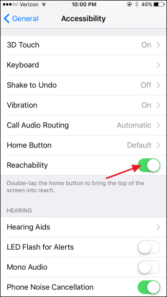 The iPhone Shortcut That Helps You Reach Anything with One Hand ilicomm Technology Solutions