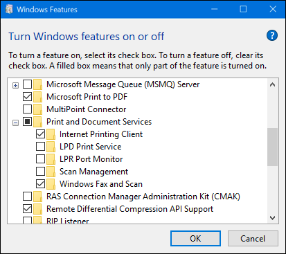 "What Windows 10's ""Optional Features"" Do, and How to Turn Them On or Off ilicomm Technology Solutions"