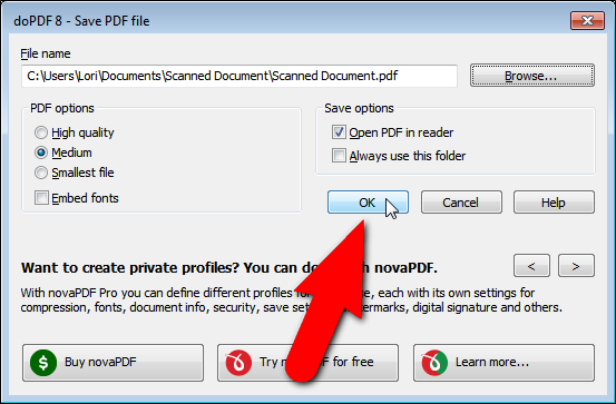 How to Combine Images into One PDF File in Windows ilicomm Technology Solutions
