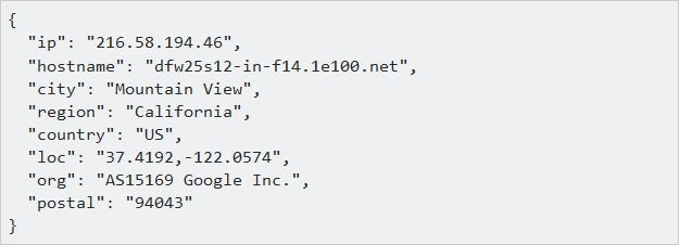 How Do You Find a Computer's Geographic Location Using the Command Line? ilicomm Technology Solutions