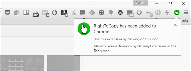 How To Enable Right Click Menu