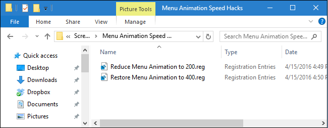 How to Speed Up Menu Animations in Windows ilicomm Technology Solutions