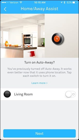 How To Make Your Nest Automatically Detect When You U2019re Away