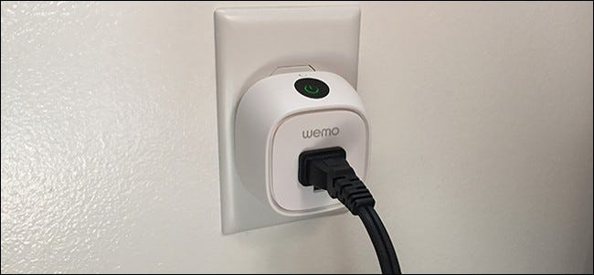 How to Turn Your Belkin WeMo Switch On and Off Automatically