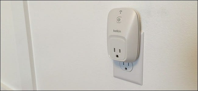 How To Set Up The Belkin WeMo Switch