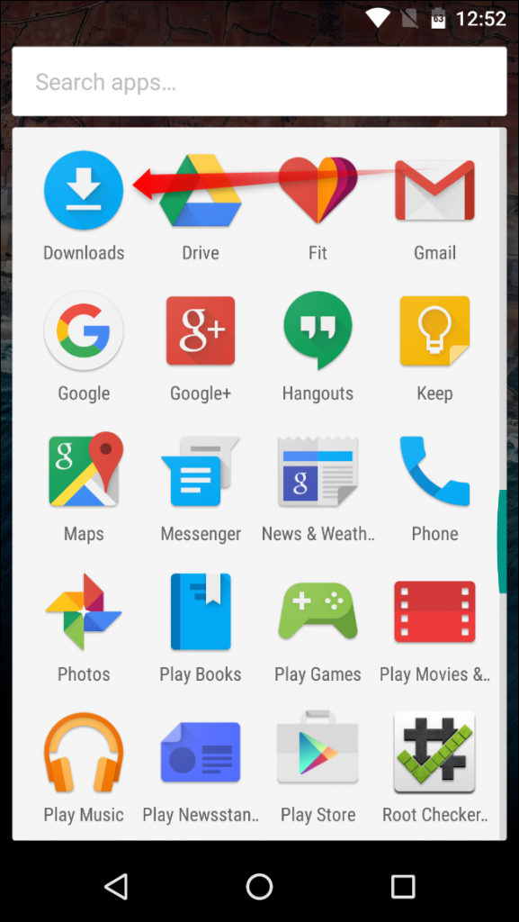 how to force google play store to update