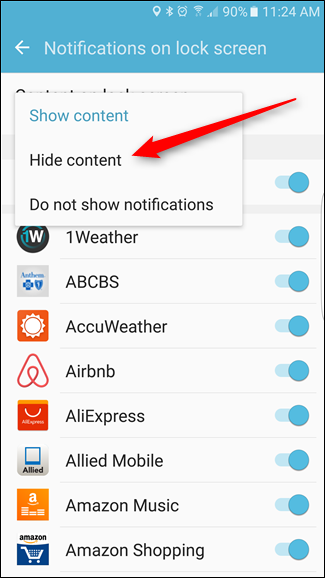 How to Hide Sensitive Notifications on Your Android Lock Screen - Image 14