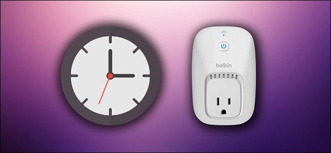 How to Set a Timer for Your Belkin WeMo Switch