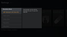 How to Enable 4K Content on the Amazon Fire TV