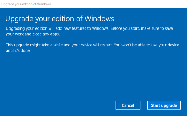 Upgrade To Enterprise How Windows Reinstalling Windows 10 without