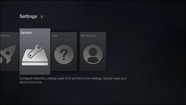 How to Reset Your Amazon Fire TV
