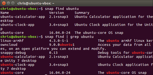 How to Install and Manage Snap Packages on Ubuntu 16 04 LTS