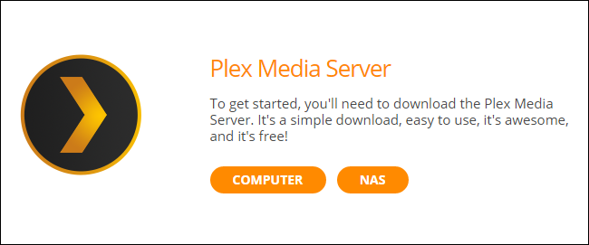 Plex Web Server graphic