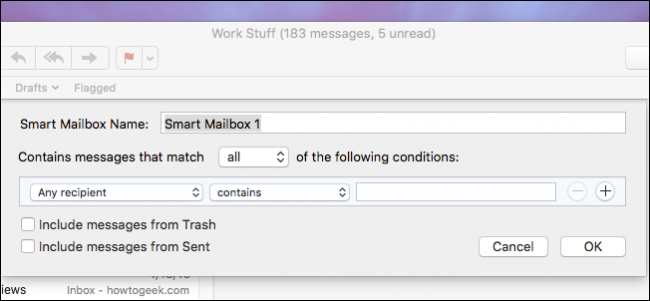 The Difference Between Smart Mailbox and Smart Mailbox Folders