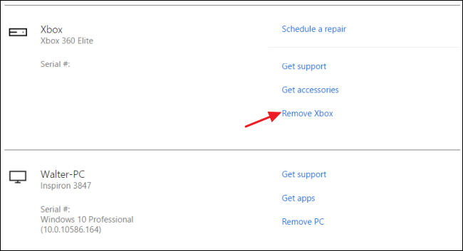 How to Remove a Device from Your Microsoft Account