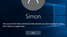 How to Set Time Limits for a Regular Account in Windows 10