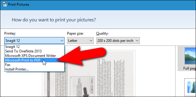 Consolidating pdf files into one