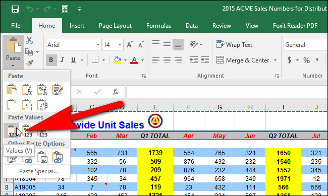 How to Create a Copy of an Excel Worksheet Without Formulas – Vba Copy Worksheet to Another Workbook