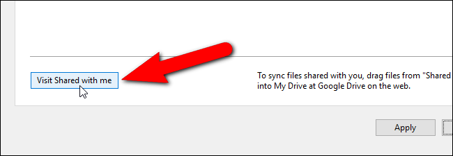 how to save desktop file to google drive