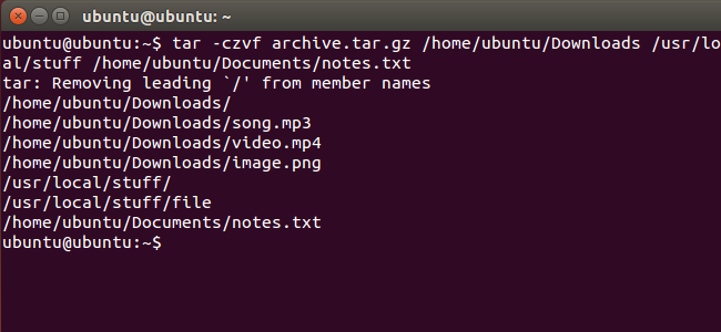 How to Compress and Extract Files Using the tar Command on Linux | ilicomm