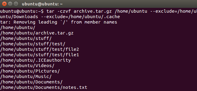 How to Compress and Extract Files Using the tar Command on Linux