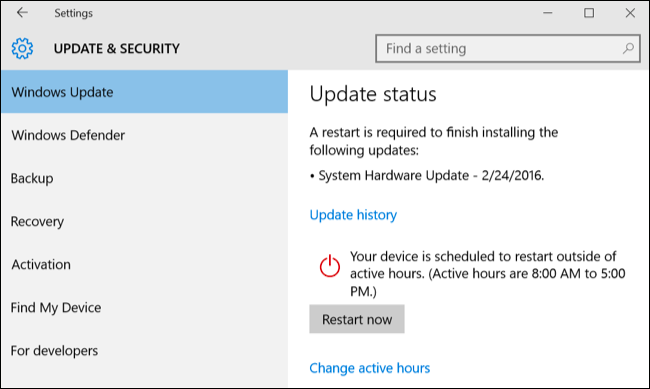 how to speed up windows update prepare