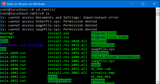 How to Install and Use the Linux Bash Shell on Windows 10 ilicomm Technology Solutions
